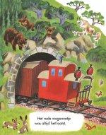 Recensie het gouden treinenboek