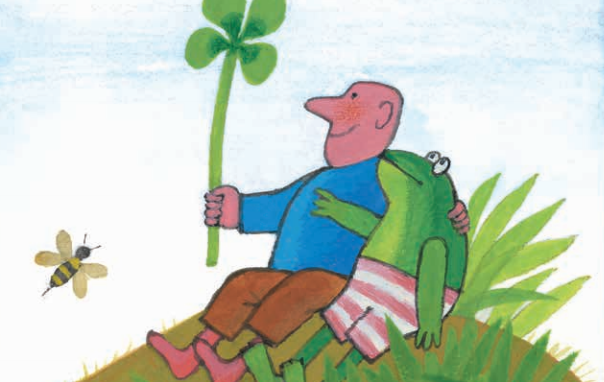 het grote boek klein mannetje max velthuijs