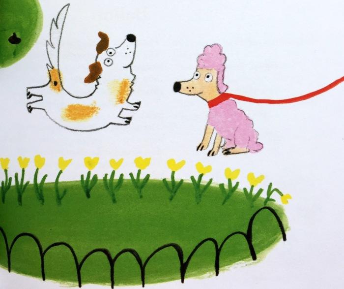recensie hondje yvonne jagtenberg